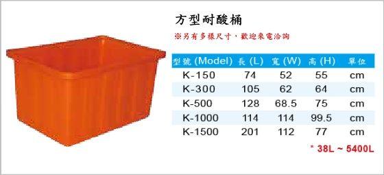 週轉箱,方型耐酸桶,38L~5400L,另有多樣尺寸,歡迎來電洽詢