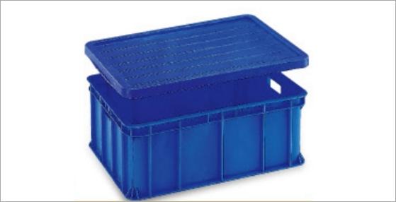 儲運箱是一種可以存放數種工具或物品,組成一個便於倉儲、運輸配送的容器